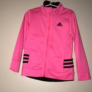 ADIDAS Pink track jacket